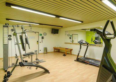 Mercure_Hotel_Messe_Sued_Fitnessraum_Geräte